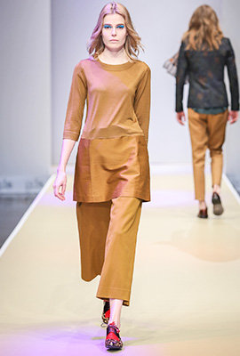 GDS Düsseldorf Fashion Show Catwalk Messe Februar 2016